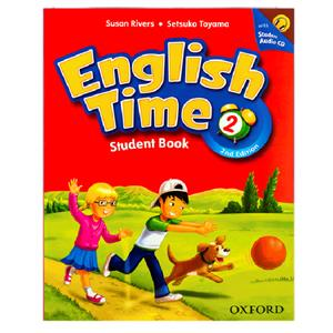 English Time 2nd 2S W CD