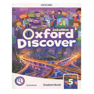 Oxford Discover 5 2nd   SB WB DVD