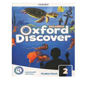 Oxford Discover 2 2nd  SB WB DVD