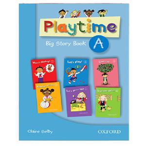 Playtime A big Story Book