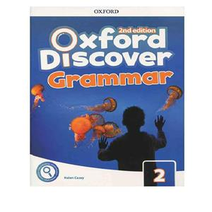 Oxford Discover 2 2nd   Grammar  CD