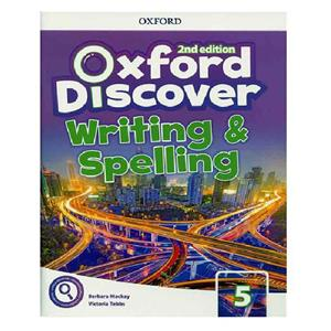 Oxford Discover 5 2nd  Writing and Spelling